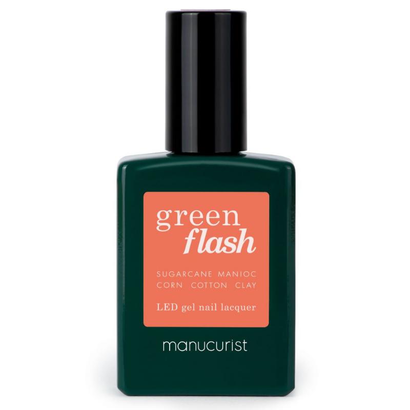 Green Flash Bird of Paradise