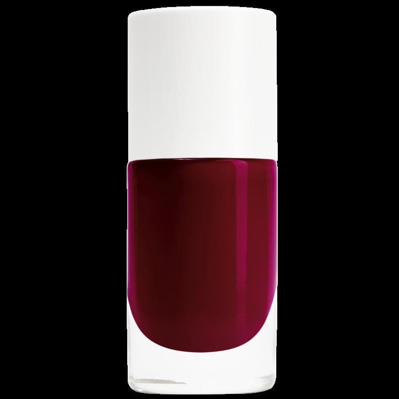 Margot Aqua - Rouge Bordeaux noir