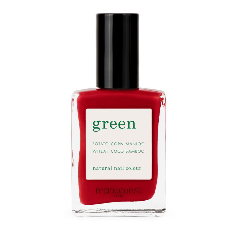 Green Red Cherry