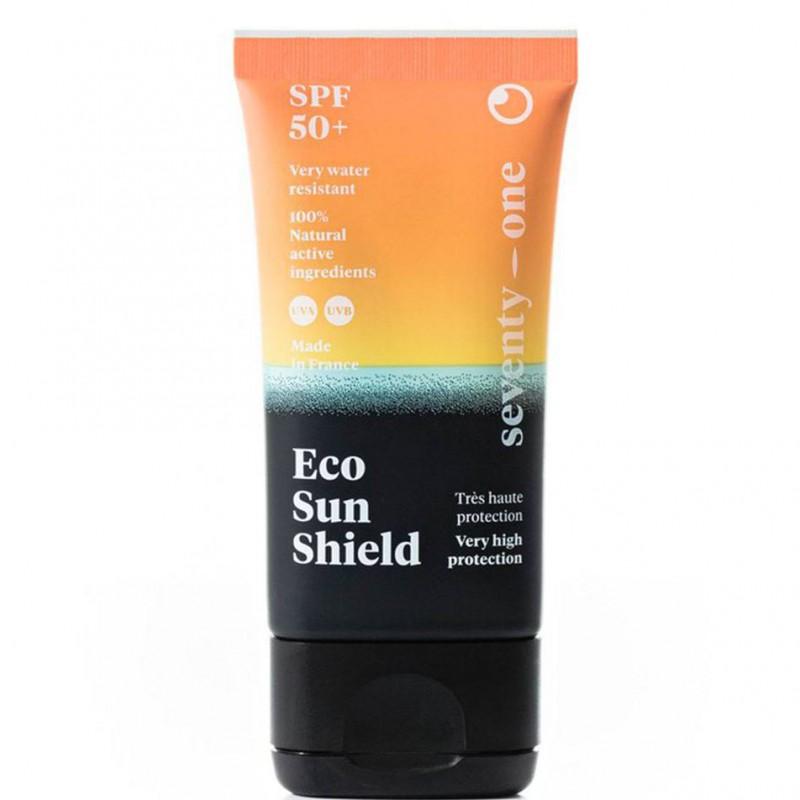 Eco sun shield Crème solaire SPF50+