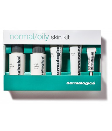 dermalogica coffret normal oily skin jolimoi